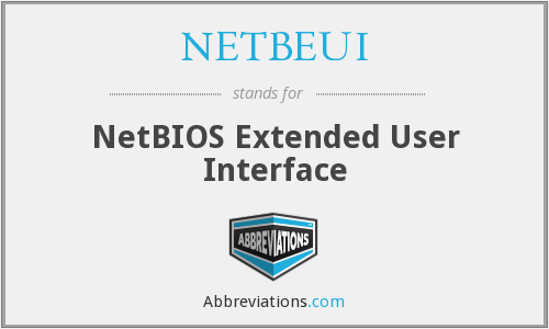 Should I Use NetBeui?